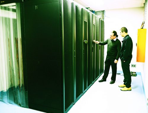 Case Study – Design and Build a New Server Room