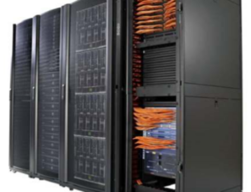 Case Study – Data Centre Relocation